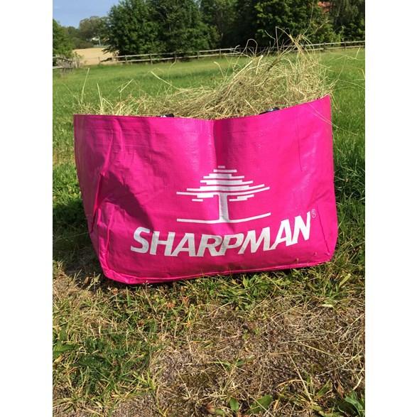 Höpåse stor cerise Sharpman
