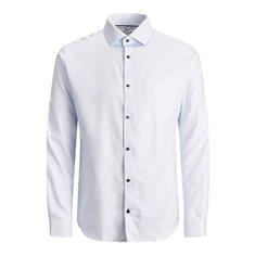 Skjorta Viggo Dobby  White