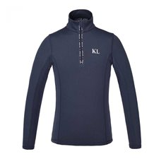 Top LS Damien  Navy