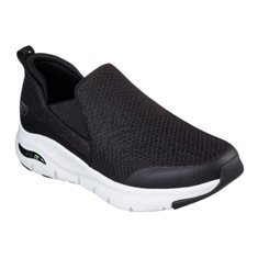 Sko Arch Fit Banlin  Black White