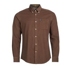 Skjorta Cord 2 Tailored Brown