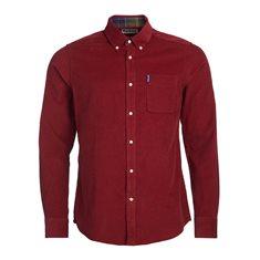 Skjorta Cord 2 Tailored Rust