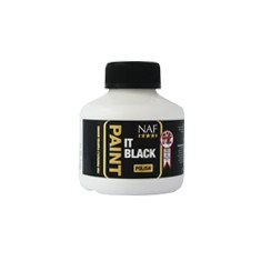 Hovlack Paint it black 250ml
