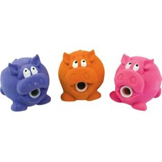 Hundleksak Dolittle Piggy ball 10cm
