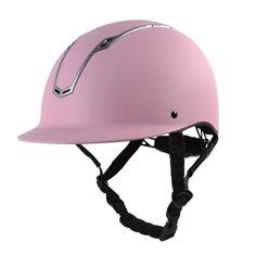 Hjälm HS  Pink/silver