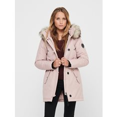 Parka Iris Rose dust