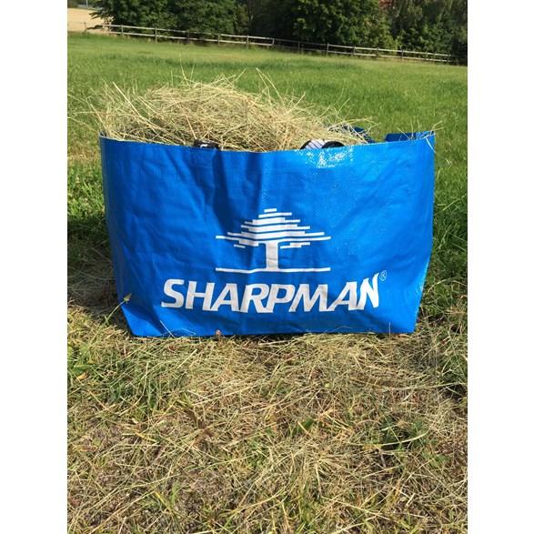 Höpåse stor royal blå Sharpman