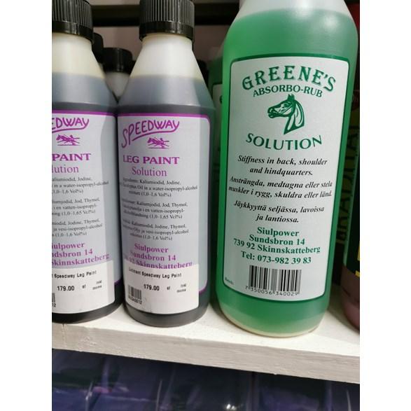 Liniment Greenes Solution 1 l