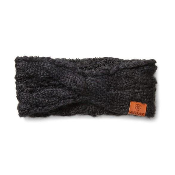 Pannband Cable Black