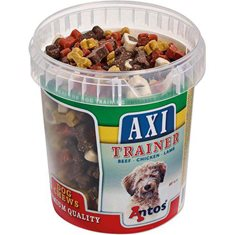 Hundgodis Axi Trainer mix 450gr