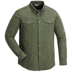 Skjorta Maribour Green/beige