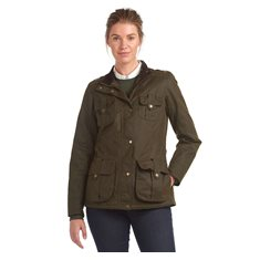Jacka Winter Defence Olive/classic