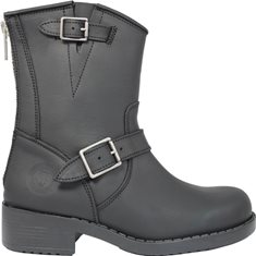 Mid Boot Johnny Bulls Blk/silv