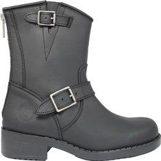 Mid Boot Johnny Bulls Blk/silv