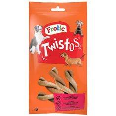 Hundgodis Frolic Turning Twistos