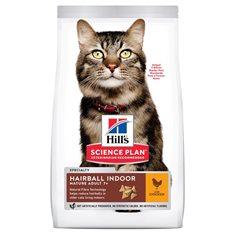 Hill`s Katt Hairball Mature Indoor Chicken 1,5kg