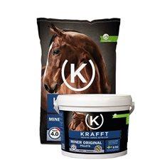 Krafft Mineral blå pellets 8kg