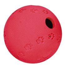 Hundleksak Snackboll gummi labyrint