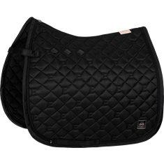 Schabrak Glossy quilt Black
