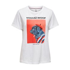 Top Livy Dog White