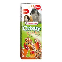 Kaningodis Crispy Sticks Frukt 2-p