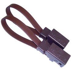 Rein Bows brun