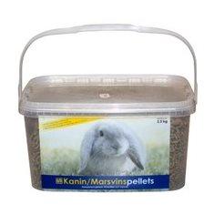 Kanin/Marsvin Pellets 3,5 kg