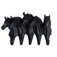 Krok Häst L32 svart