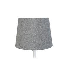 Lampskärm Grovlinne 16x20x15 grå