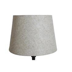 Lampskärm Grovlinne 27x35x25 beige