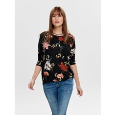 Top Elcos Black Hannahflower