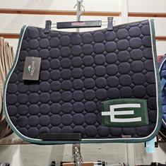 Schabrak Hopp E-logga marin/grön
