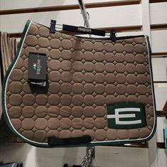Schabrak Hopp E-logga Cappu/grön
