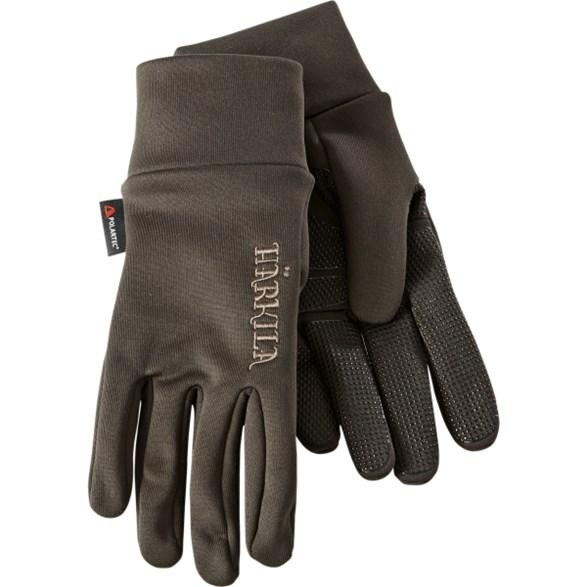 Handske Power Liner Soil Brown