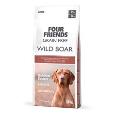 Four Friends Wild Boar