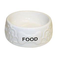Keramikskål Food vit