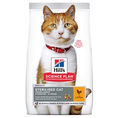 Hills Katt Young Adult Sterilised Chicken 1,5kg