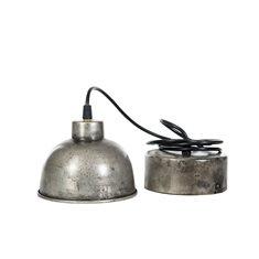 Lampa Nala cloudy/rusty 14,5cm