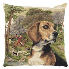 Kudde Gobelin Hunting dog Beagle 45x45