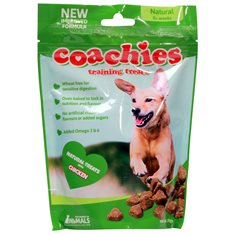 Hundgodis Coachies Training