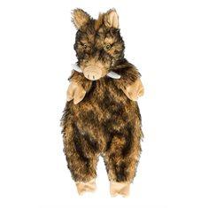 Hundleksak Plysch Skinneez Furry Vildsvin
