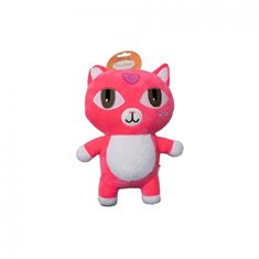 Hundleksak toy cat pink 26cm