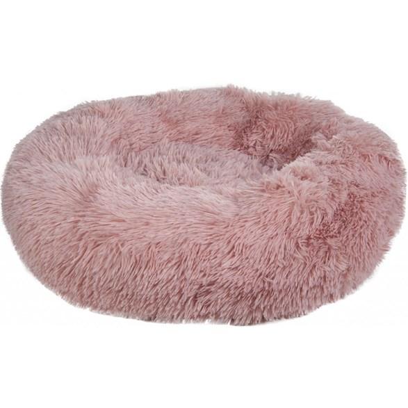 Hundbädd Fluffy  Ljusrosa