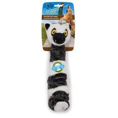 Hundleksak Stretchy Max Tail Lemur