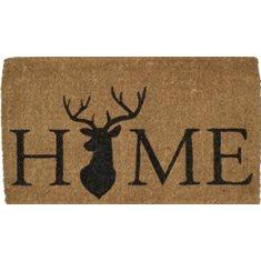 Dörrmatta coir deer home