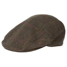 Crieff Cap  Olive Country