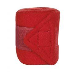Benlinda fleece 4-p Shetl röd