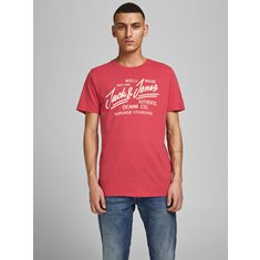T-shirt Jeans  True red
