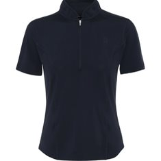 Top Awesome half zip  Navy