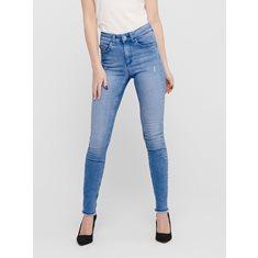Jeans Blush life raw  Lt blue denim